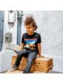 Iron Maiden Kids/Toddler T-shirt - Tee Trooper fotoshoot