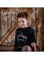 Pink Floyd Kids/Toddler T-shirt - Dark Side of The Moon fotoshoot