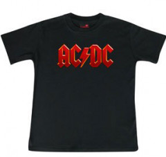 ACDC Kids T-shirt - Tee Logo colour AC/DC