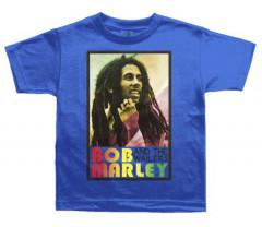 Bob Marley Kids T-shirt Rasta