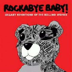 Rockabyebaby CD the Rolling Stones Lullaby Baby CD