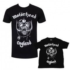 Duo Rockset Motörhead Father's T-shirt & Kids/Toddler T-shirt