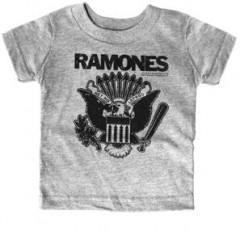 Ramones Kids T-shirt - Tee Gray