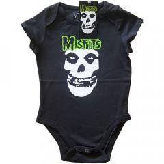 Misfits onesie Skull
