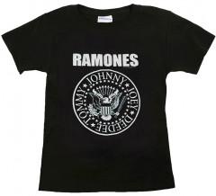 Ramones Kids/Toddler T-shirt - Tee Logo White