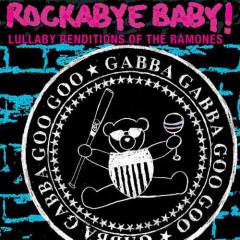 Rockabyebaby CD Ramones CD