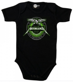 metallica seek and destroy onesie