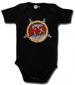 SLAYER Onesie Pentagram - Slayer baby clothes