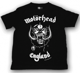 Motörhead rock kids clothing T-shirt England (Clothing)