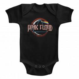 Pink Floyd baby Onesie Dark Side of The Moon
