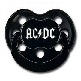 AC/DC Logo pacifier