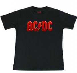 ACDC Kids T-shirt - Tee Logo colour AC/DC