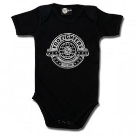 Foo Fighters Onesie Baby Rocker Logo – metal onesies