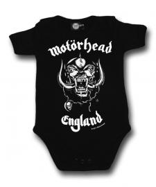 Motörhead Onesie Baby England – Onesie Babys Rock metal baby clothes Littlerockstore(Clothing)