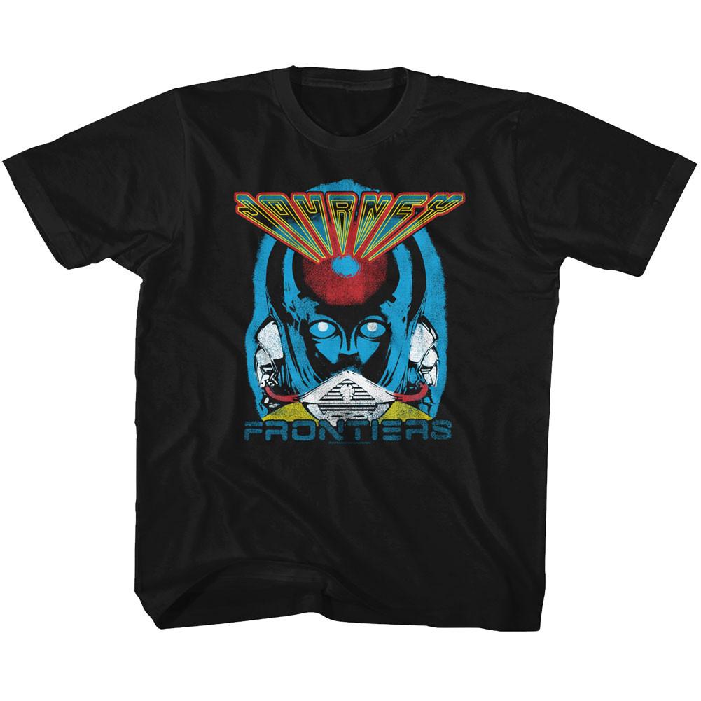 Jourey kids T-Shirt Frontiers 3 Colors