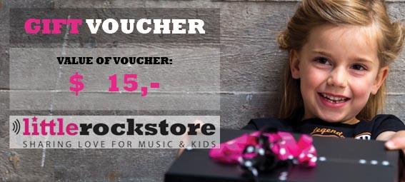 Gift Voucher $15,-