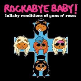 Rockabyebaby CD Guns and Roses Lullaby Baby CD