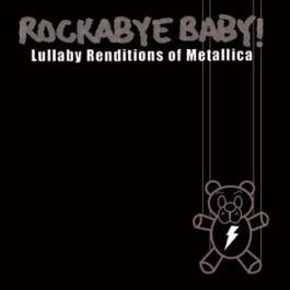 Rockabyebaby CD Metallica Lullaby Baby CD