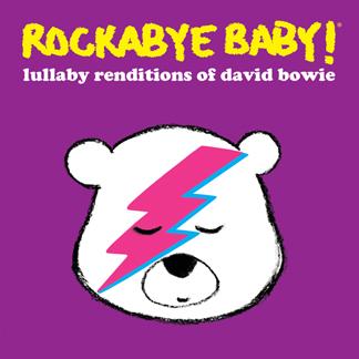 Rockabyebaby David Bowie CD