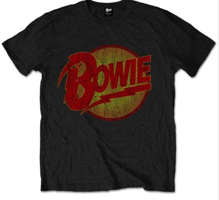 David Bowie Kids/Toddler T-shirt Diamond Logo