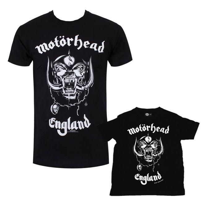 Duo Rockset Motörhead Father's T-shirt & Kids/Toddler T-shirt