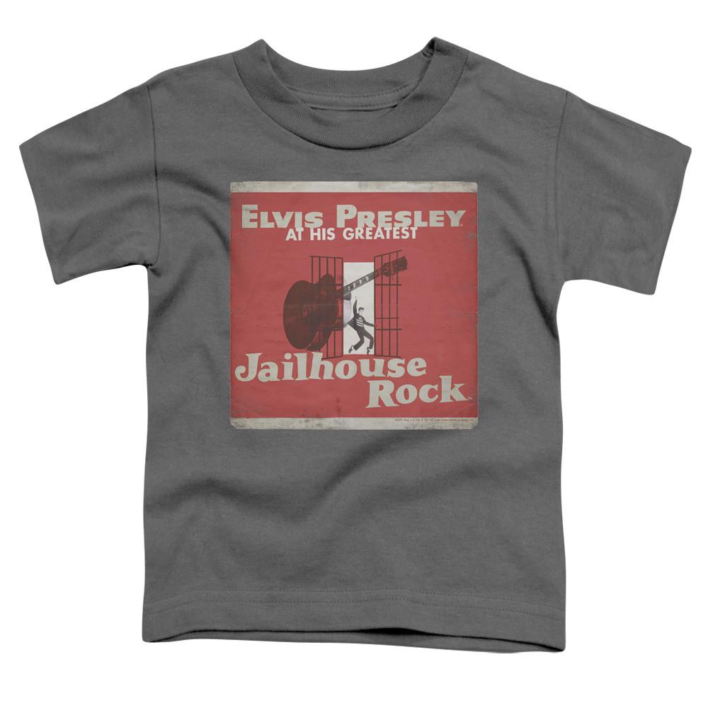 Elvis Presley Kids T-Shirt Jailhouse Rock