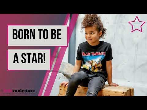 Iron Maiden Kids/Toddler T-shirt - Tee Trooper