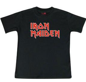Iron Maiden Kids T-shirt - Tee Logo
