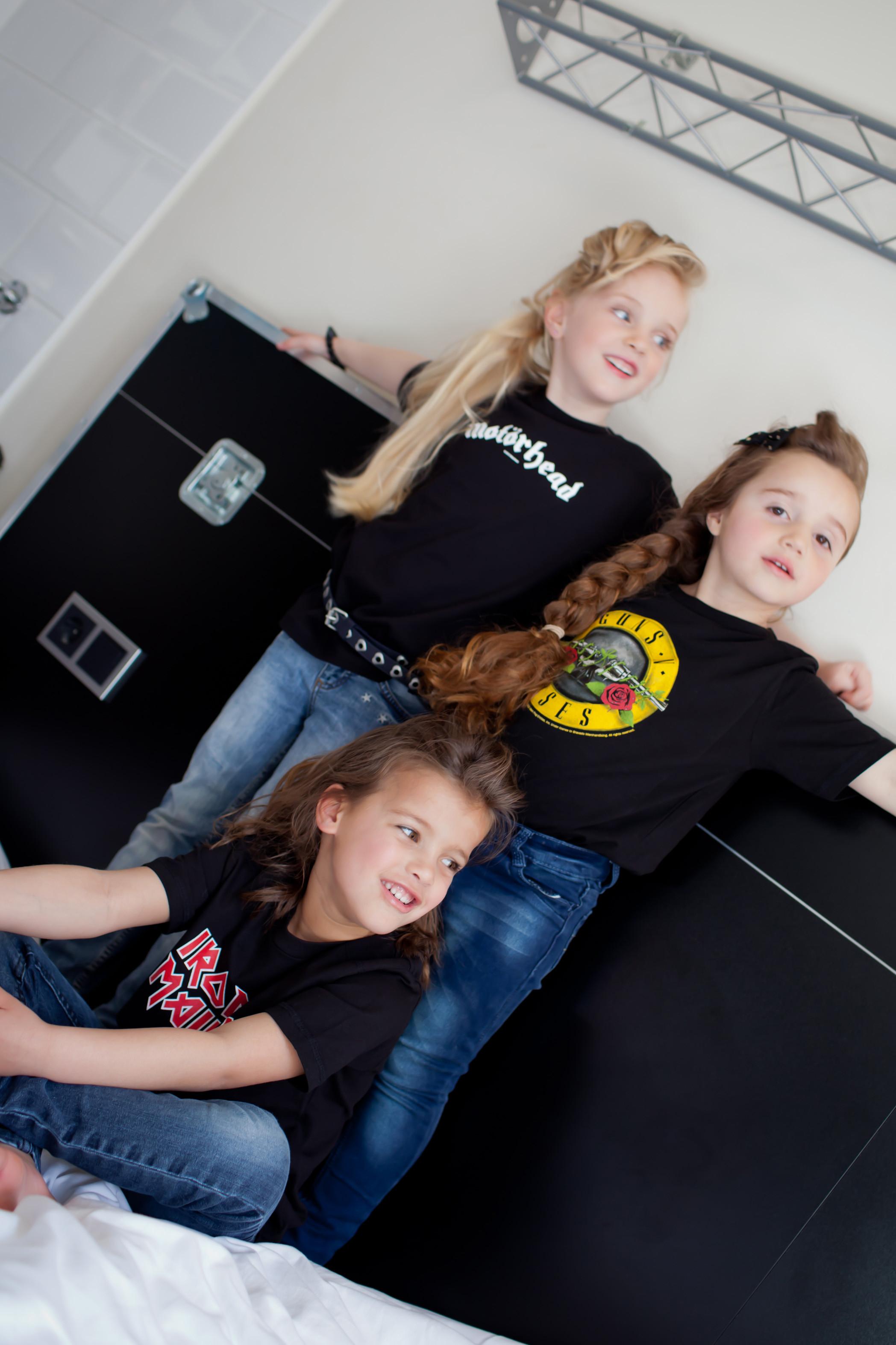 Iron Maiden kids shirts