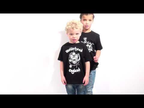 Motörhead Kids/Toddler T-shirt England