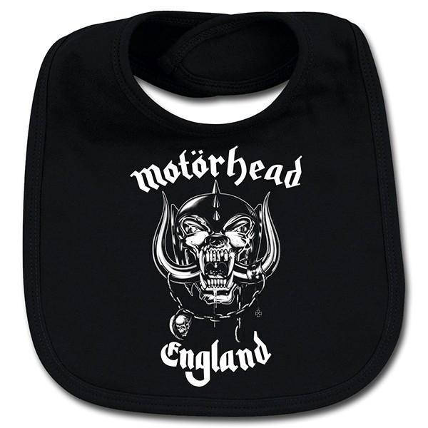 Motörhead Baby Rock Bib England