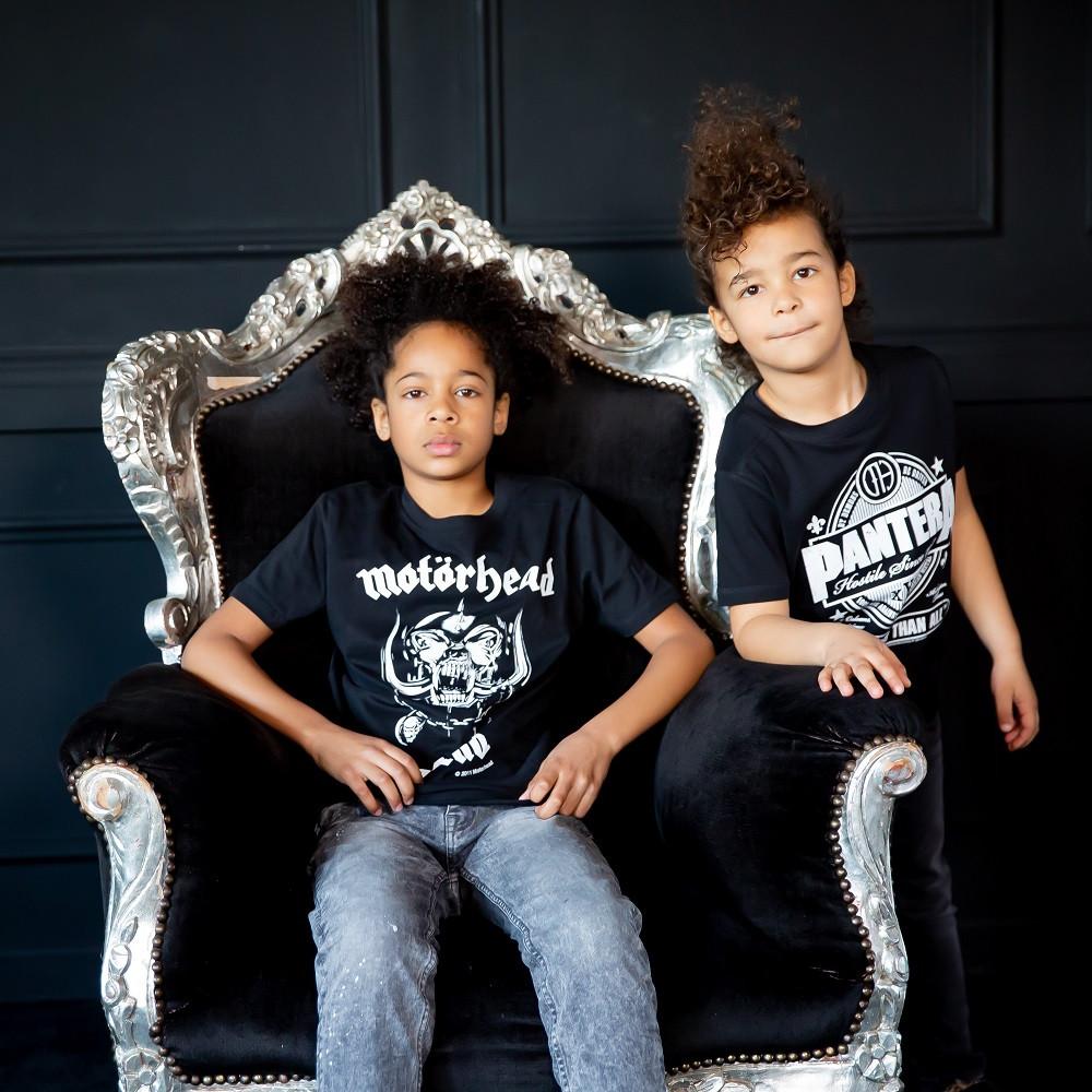 Motörhead Kids/Toddler T-shirt England fotoshoot