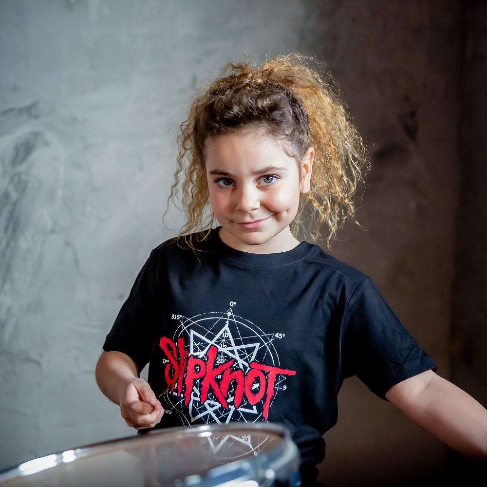 Slipknot Kids T-shirt - Scribble fotoshoot