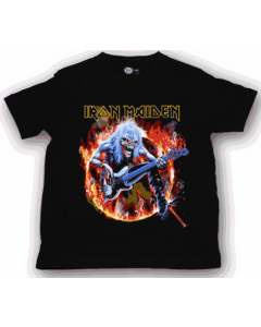 Iron Maiden Kids/Toddler T-shirt - Tee FLF