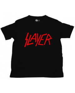 Slayer Kids/Toddler T-shirt – Logo Red