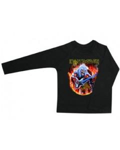 Iron Maiden Kids Longsleeve FLF