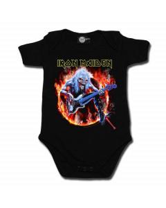Iron Maiden Onesie Baby Rocker FLF – metal onesie