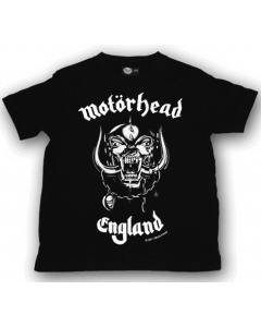 Motörhead Kids/Toddler T-shirt England