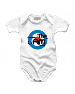 The Jam Baby Onesie Target Logo