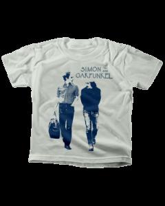Simon and Garfunkel Kids/Toddler T-shirt - Tee Walking