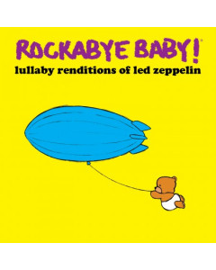 Rockabyebaby CD Led Zeppelin Lullaby Baby CD