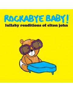 Rockabyebaby CD Elton John Lullaby Baby CD