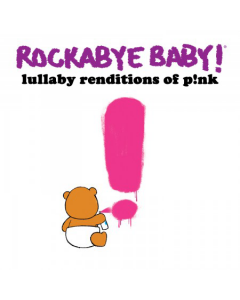 Rockabyebaby CD Pink Lullaby Baby CD