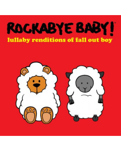 Rockabyebaby CD Fall Out Boy Lullaby Baby CD
