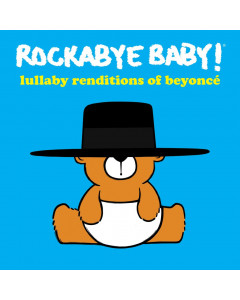Rockabyebaby CD Beyonce Lullaby Baby CD