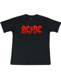 ACDC Kids/Toddler T-shirt - Tee Logo colour AC/DC