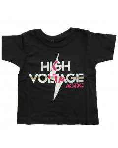 ACDC Kids/Toddler T-shirt - Tee High Voltage