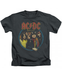 AC/DC Kids T-Shirt Group Photo Band