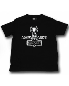Amon Amarth Kids/Toddler T-shirt Hammer