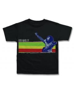 Bob Marley Kids/Toddler T-shirt Stripe